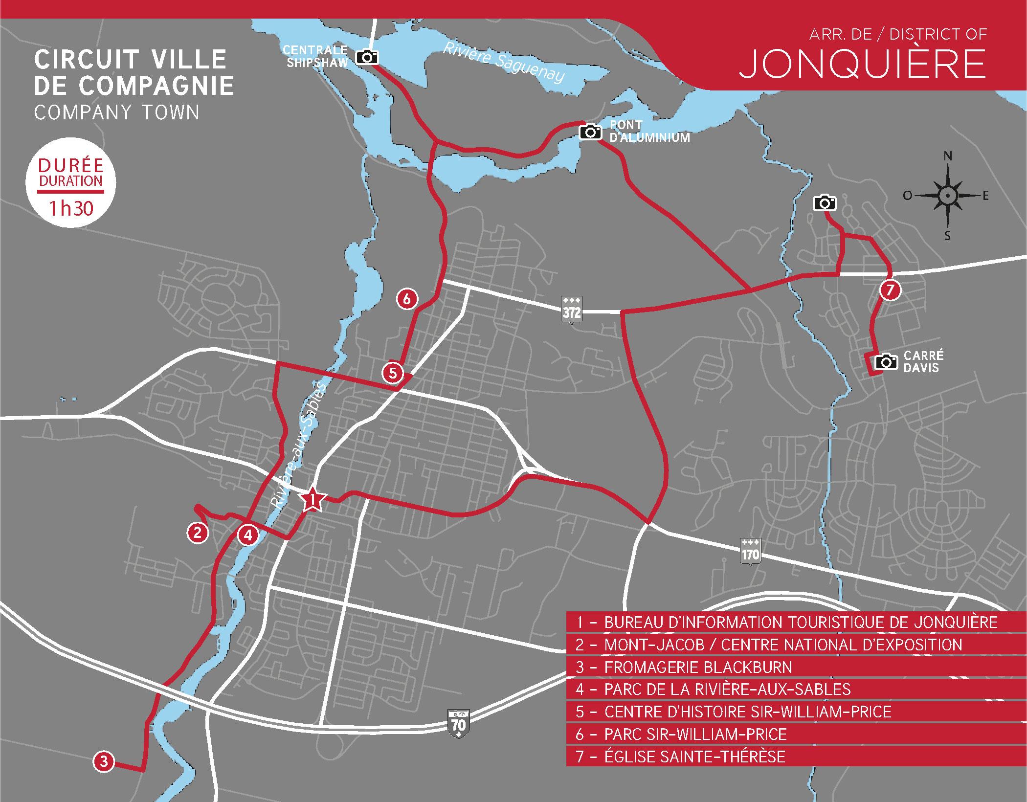 Tourist Bus Saguenay Tourism Office Saguenays Official Tourism